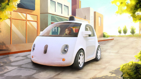 Google's self-driving car isn't a car, it's the future | UtopianDynamics | Scoop.it