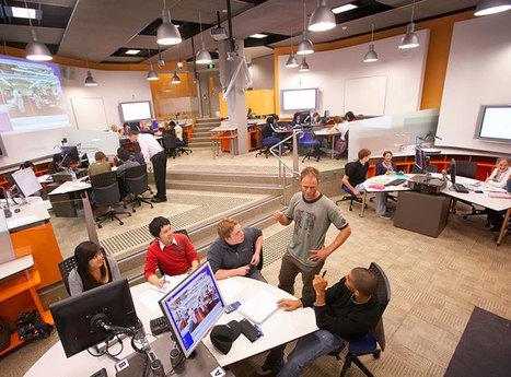 Eight inspirational learning spaces | Cooperación Universitaria para el Desarrollo Sostenible. MODELO MOP-GECUDES | Scoop.it