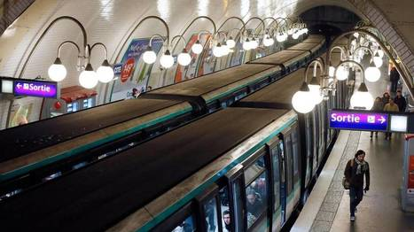Le métro parisien va passer au paiement par smartphone   NFC marché, perspectives, usages, technique   Scoop.it
