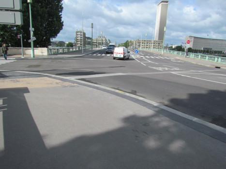 Rouen Pont Corneille, à Rouen : la circulation change | Ouï dire | Scoop.it