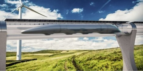 La grande promesse Hyperloop débutera ses tests dans un mois | Vous avez dit Innovation ? | Scoop.it