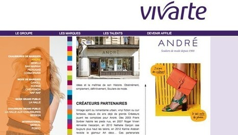 Vivarte en passe de lâcher André ? | Made In Retail : L'actualité Business des réseaux Retail de la Mode | Scoop.it