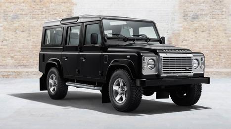 Legenda po 68 rokoch končí. Vyrobili posledný Land Rover Defender   Doprava a technológie   Scoop.it