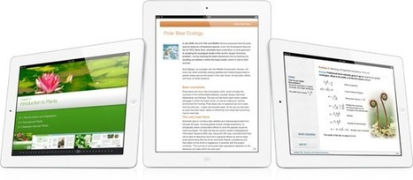 iPads in classroom provide 20 percent jump in math scores, study says | How do I use an IPad for the middle school math classroom? | Scoop.it