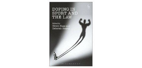 Doping in Sport and the Law | lIASIng | Scoop.it