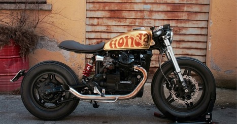 Cafe racer' in Cafe racers chronicles | Scoop it