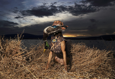 Strange And Beautiful Hunting Rituals From Around The World | Strange days indeed... | Scoop.it