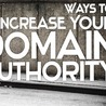 5 steps to improve your domain authority