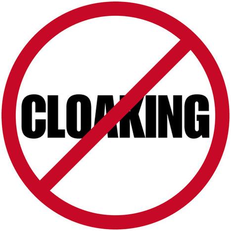 Cloaking Checker - Herramientas seo y para webmaster | Conocimiento libre y abierto- Humano Digital | Scoop.it