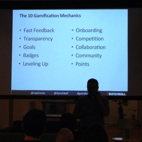 Twitter / hormetic: 10 gamification mechanisms ...   Gamified Classrooms   Scoop.it