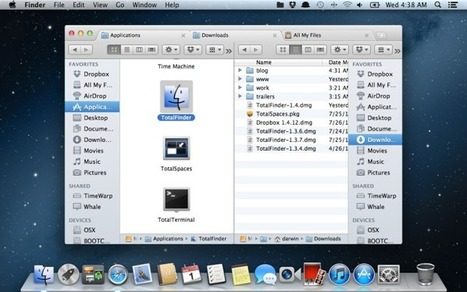 Apple to release OS X 10.9 with new power-user features, more from iOS later this year | New Media Technology | Scoop.it