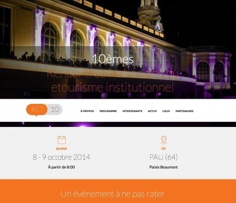 Contribuez au Manifesto des #ET10 ! | Rencontres et salons etourisme | Scoop.it