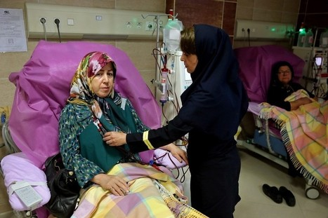 Iran's cash-for-kidney programme not without controversy | Organ Donation & Transplant Matters Resources | Scoop.it