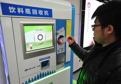 El metro de Pekín ofrece pagar con botellas de plástico | Gestión empresarial | Scoop.it