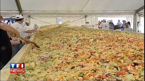 La plus grande salade du monde est roumaine | Mais n'importe quoi ! | Scoop.it
