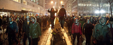 Montréal : la grève estudiantine « a basculé » dans un printemps québécois - Politis | Indigné(e)s de Dunkerque | Scoop.it