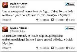 Mais quelles sont les vrais valeurs de Quick France ? | Dialogue Social | Scoop.it