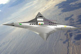 Supersonic Flying Wing Nabs $100,000 from NASA | Cool Future Technologies | Scoop.it