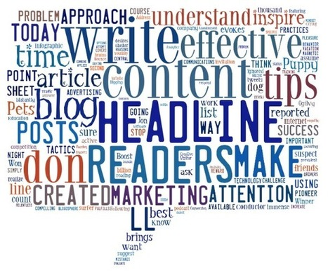 Create Dynamic Headlines to Draw Your Readers In - Here's How | AtDotCom Social media | Scoop.it