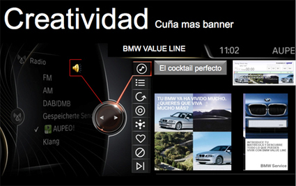 Radio 2.0 - BMW case study | Digital and online advertising | Scoop.it