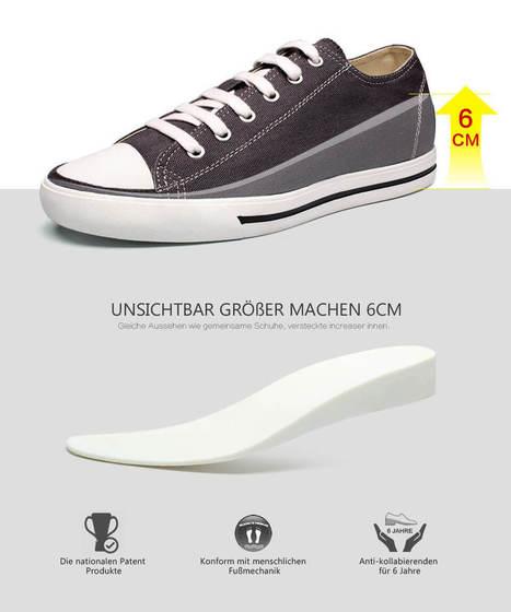 Männer schuhe größer machen. Schuhe die größer machen Männer