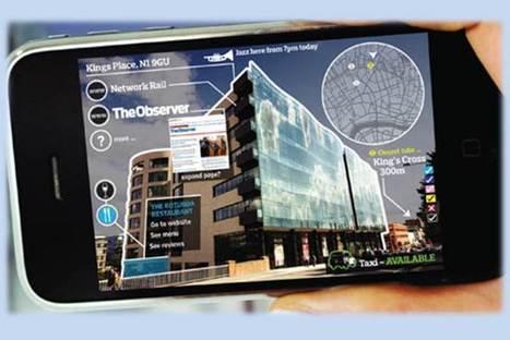 5 Great Augmented Reality iPad Apps - EdTechReview™ (ETR)   Verkkoviestintä   Scoop.it