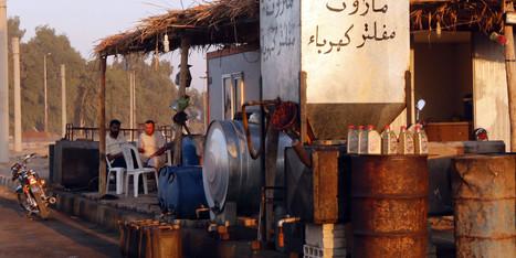 À qui Daech vend-il son pétrole? ' Histoire de la Fin de la Croissance ' Scoop.it