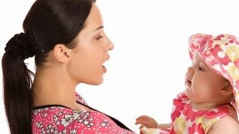 El Rincón de ANA: Es muy IMPORTANTE hablarle a tu bebé.... | Mi VENTANA al MUNDO | Scoop.it