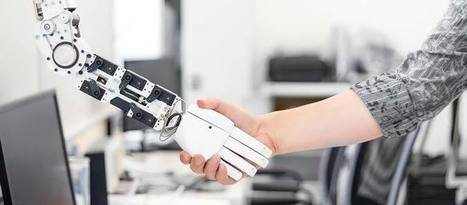 With Robot & Virtual Reality, Future of Business is Brighter  | Organización y Futuro | Scoop.it