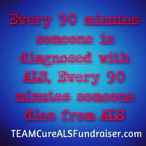 Today is #WORLDALSDay   Share this #FACT with just 1 person today & you have helped make a Difference in our FIGHT to find a Cure for #ALS #MND #ELA #SLA   #ALS AWARENESS #LouGehrigsDisease #PARKINSONS   Scoop.it