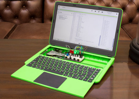 Le plugin Le Pi-top pour le Raspberry Pi apporte une révolution pour s'améliorer  robotique-codage-technologie-low-tech |  Scoop.it