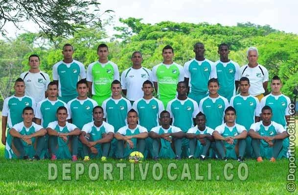 Deportivo Cali Sub 17 Representando A Colombia