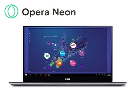 Le futur des navigateurs internet se nomme Neon | L'e-Space Multimédia | Scoop.it