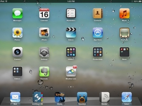 Must-have apps for the iPad (Spring 2012 edition) | ZDNet | Leadership and Technology in Education | Scoop.it