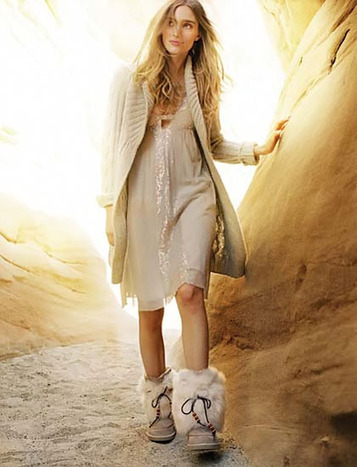 """UGGs – """"Ugly Boots"""" are here! 