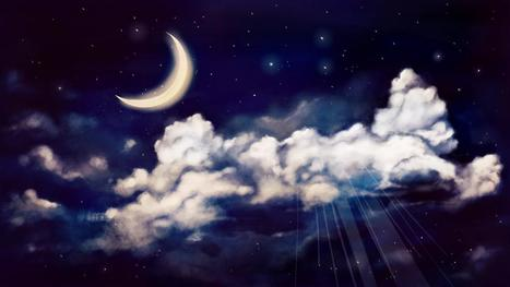 How to Draw a Night Sky With PicsArt   Drawing and Painting Tutorials   Scoop.it