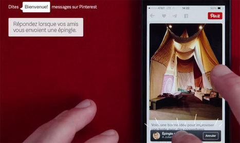 Du nouveau chez Pinterest pour la rentrée   Web, E-tourisme & Co   Scoop.it