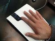Toma de la presión arterial mediante un touchpad | eSalud Social Media | Scoop.it