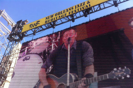 A Special Springsteen Preview From New Orleans - Rick Mitchell | Bruce Springsteen | Scoop.it