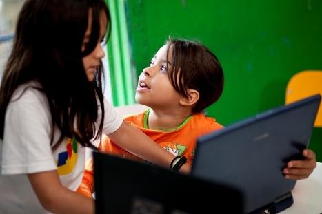 Fundación Telefónica - Educación, Innovación y Colaboración con las TIC - EducaRed | mily06 | Scoop.it