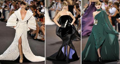 Julien Fournié: COUTURE FW 11 « Q + A | FashionLab | Scoop.it