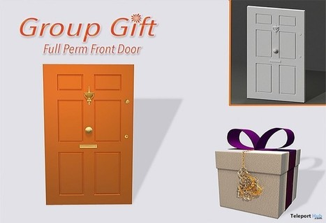 Front Door Full Perm January 2018 Group Gift by. & Front Door Full Perm January 2018 Group Gift by...