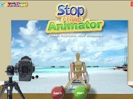 Dos herramientas para crear stop motion en el aula | Educacion, ecologia y TIC | Scoop.it