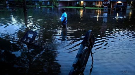 The #Louisiana #floods are devastating, and #climate change will bring more like them. We're not ready. | Messenger for mother Earth | Scoop.it