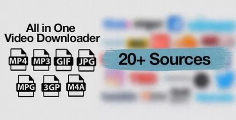 All in One Video Downloader v1 3 - Youtube and