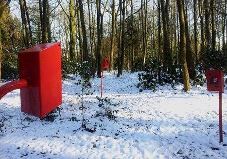 Installation sonore Parc Klankenbos - Musica - Erwin Stache | DESARTSONNANTS - CRÉATION SONORE ET ENVIRONNEMENT - ENVIRONMENTAL SOUND ART - PAYSAGES ET ECOLOGIE SONORE | Scoop.it