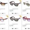 Online eyewear shopping