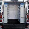Allestimenti per furgoni: Opel Movano