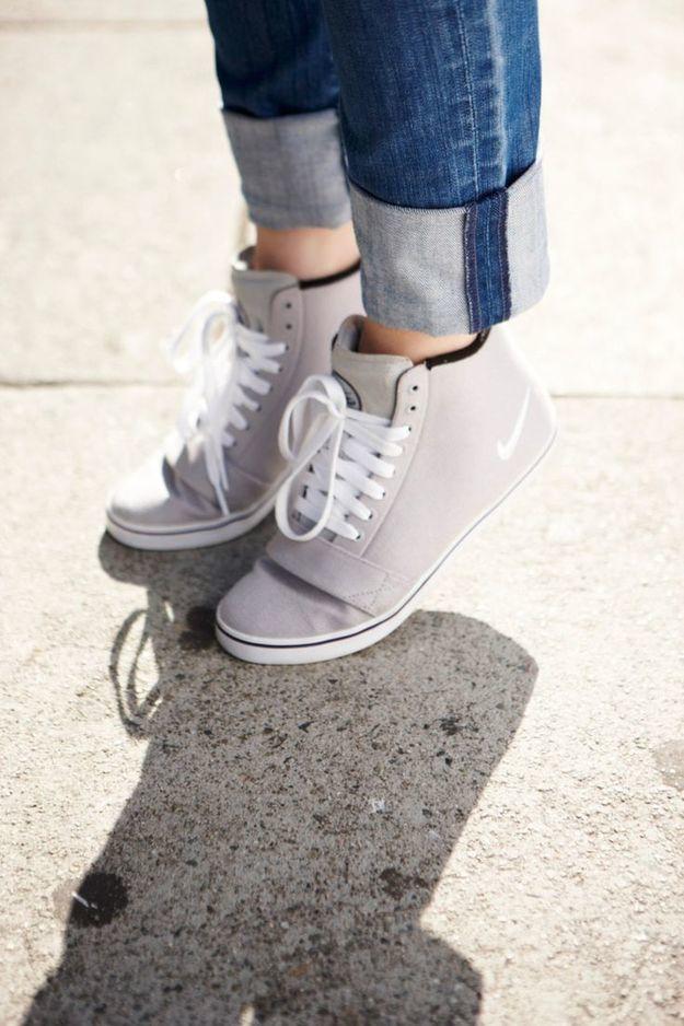 Fashionnike Shoes High Tops Pink | contact phon