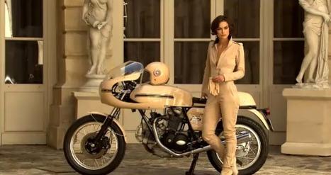 Vidéo : Keira Knightley on Ducati 750 SS for Chanel! | Ducati & Italian Bikes | Scoop.it
